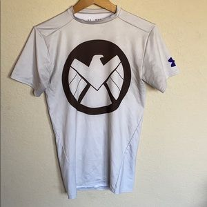 Under Armor Agents Of Shield Shirt